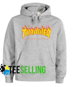 thrasher-hoodie-white