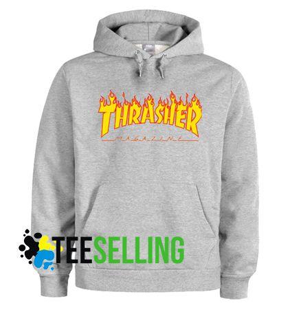 THRASHER HOODIE ADULT UNISEX