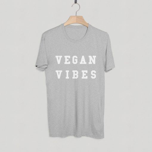 vegan vibes T Shirt Adult Unisex