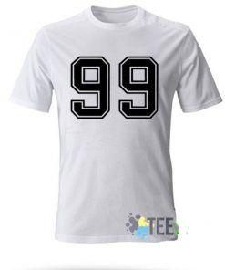 99 T-shirt Adult Unisex