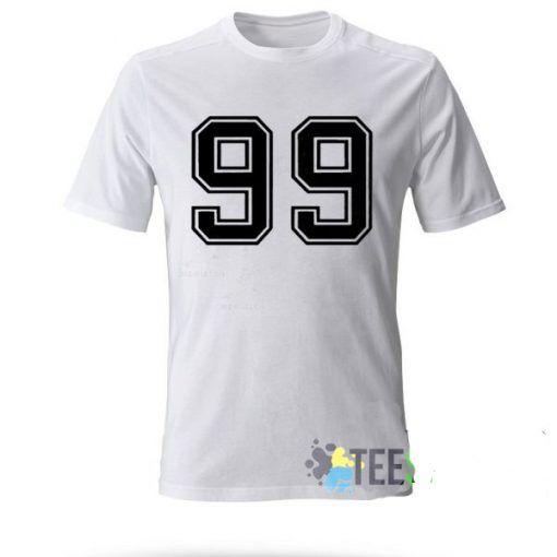 99 T shirt Adult Unisex