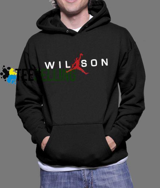 Air Wilson Hoodie Adult Unisex