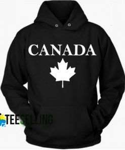 CANADA Hoodie Adult Unisex