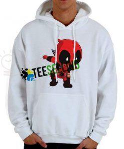 Deadpool T-Shirt Dab Wade Wilson hoodie