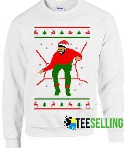 Drake Christmas Sweatshirts Unisex Adult
