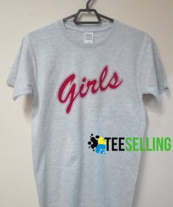 Girls T-shirt Adult Unisex