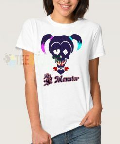 Daddy Lil Monster Suicide Squad T-shirt Adult Unisex