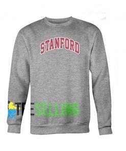 STANFORD Sweatshirts unisex Adult