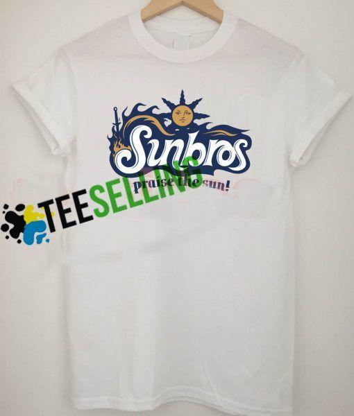 Sunbros Darksoul T shirt Adult Unisex
