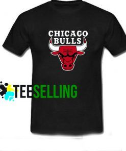 CHICAGO BULLS T-shirt Adult Unisex