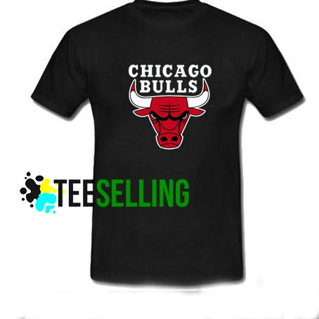 CHICAGO BULLS T-shirt Adult Unisex
