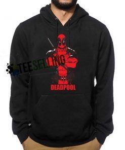 Deadpool Hoodie Adult Unisex