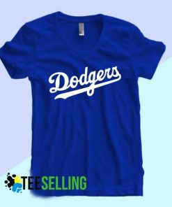 LA Dodger T shirt Adult Unisex