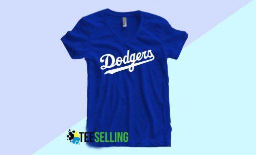 LA Dodger T shirt Adult Unisex