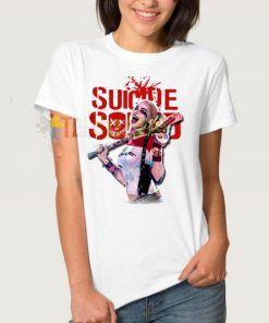 Harley Quinn T-shirt Adult Unisex