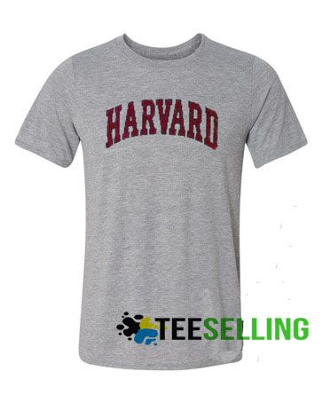 Harvard T-shirt Adult Unisex