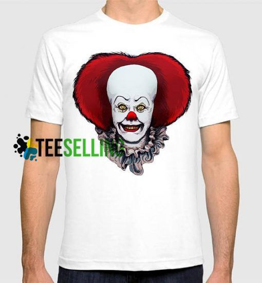 IT Pennywise T shirt Adult Unisex