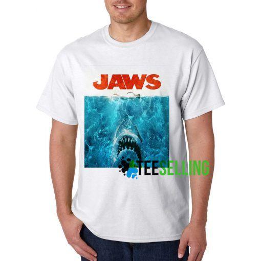Jaws T-shirt Adult Unisex