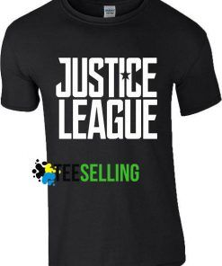 Justice League T shirt Adult Unisex