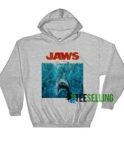JAWS Hoodie Adult Unisex
