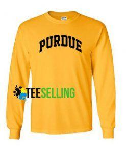 purdue sweatshirt