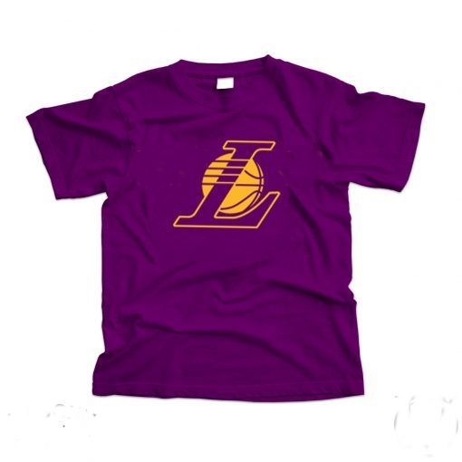 LA Lakers T shirt Adult Unisex
