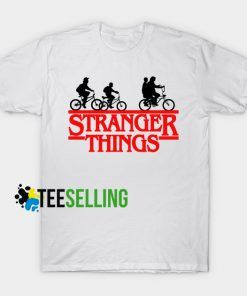 Stranger Things T-shirt Adult Unisex