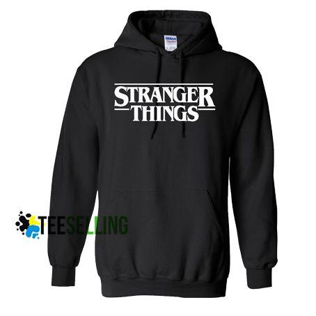 STRANGER THINGS Hoodie Adult Unisex