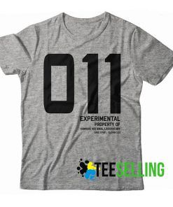 011 eleven Stranger Things T-shirt Adult Unisex