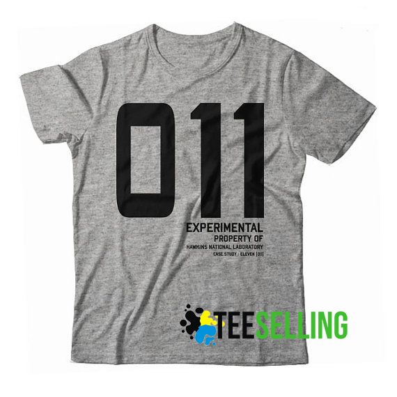 af6be4a1f3c8 011 eleven Stranger Things T-shirt Adult Unisex For Men and Women