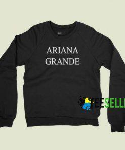 Ariana Grande Sweatshirts Unisex Adult