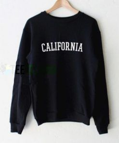 CALIFORNIA Sweatshirts Unisex Adult