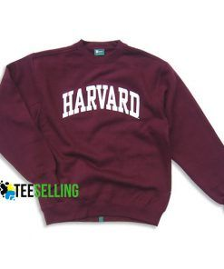 HARVARD Sweatshirts Unisex Adult