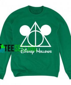 Harry Potter Disney Hallows Sweatshirts Unisex Adult