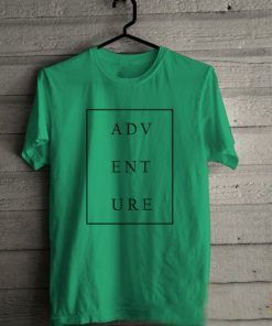 ADVENTURE T-shirt Adult Unisex