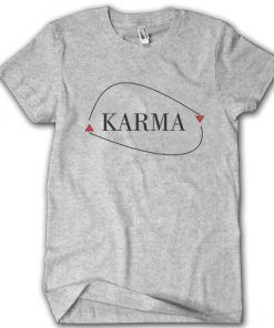 KARMA T-shirt Adult Unisex