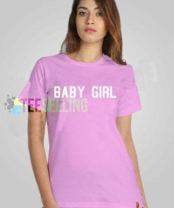 Baby Girl T-shirt Adult Unisex