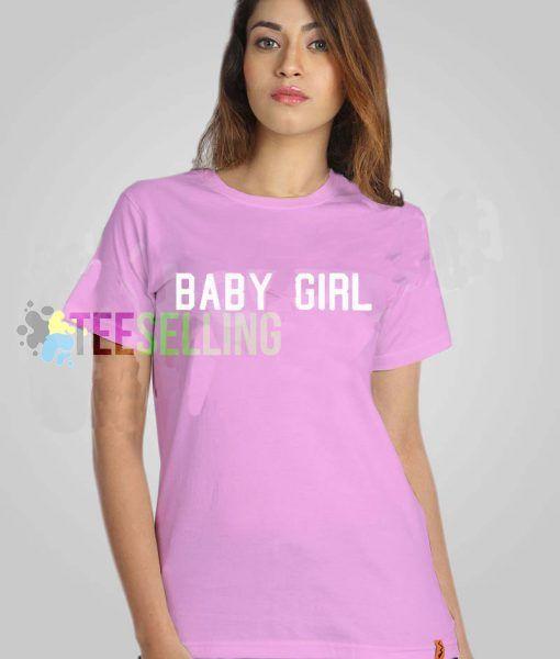 Baby Girl T-shirt Adult Unisex