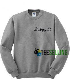 Baby Girl Sweatshirts Unisex Adult