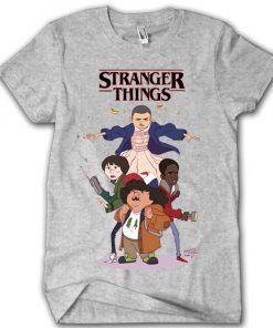 Enjoy Stranger Things T-shirt Adult Unisex