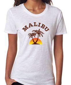 Malibu T-shirt Adult Unisex