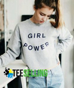 Girl Power Sweatshirt Unisex Adult