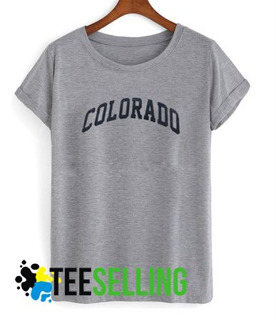 COLORADO T-shirt Adult Unisex