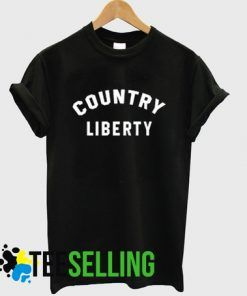 COUNTRY LIBERTY T-shirt Adult Unisex