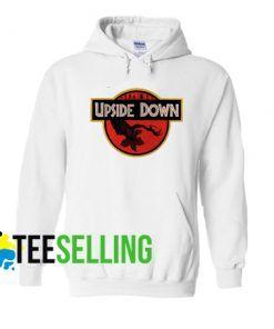 UPSIDE DOWN HOODIE Adult Unisex