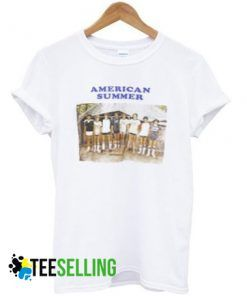 AMERICAN SUMMER T-SHIRT ADULT UNISEX