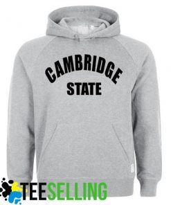 CAMBRIDGE STATE HOODIE Adult Unisex