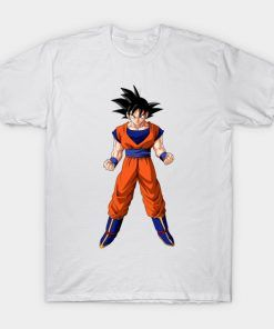 Goku Dragon Ball T shirt Adult Unisex