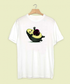 Avocado Monster Adult Unisex T shirt Size S 3XL