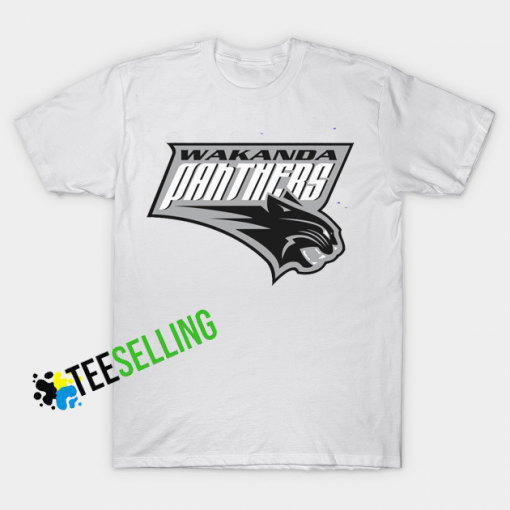 Black Phanter T-shirt Adult Unisex